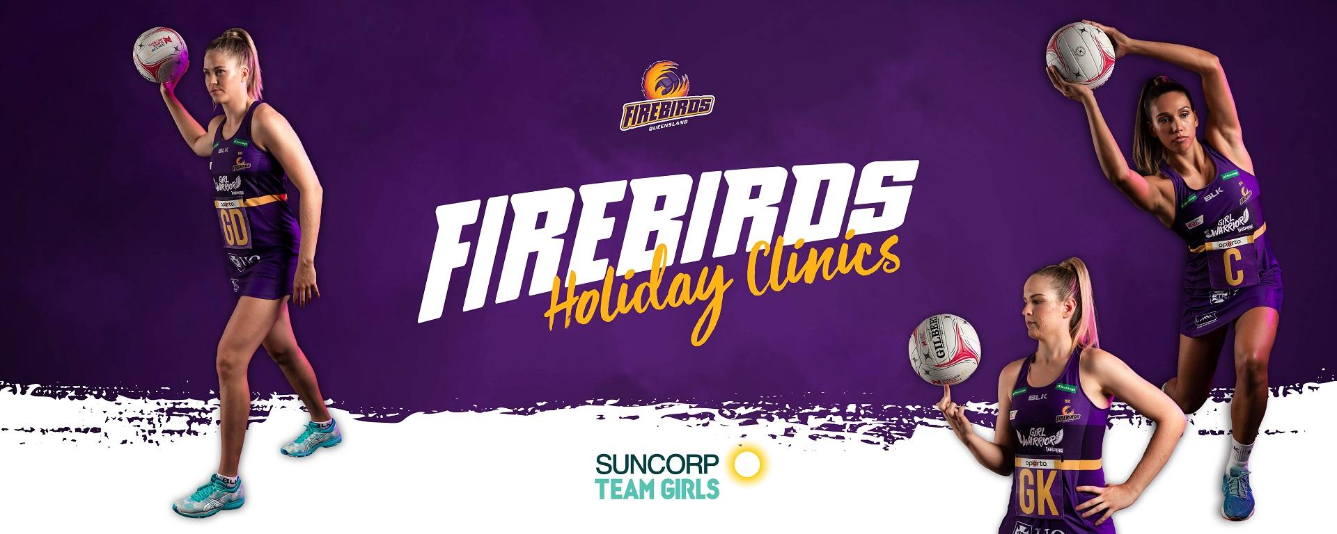 Firebirds Holiday Clinics
