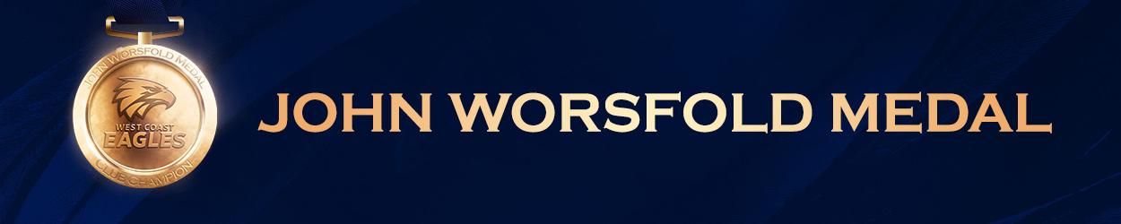 John Worsfold Medal Banner